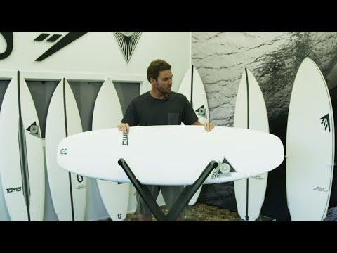DESIGN FORUM: Tomo Surfboards Evo Model Breakdown