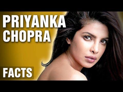 12 Surprising Facts About Priyanka Chopra