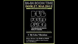 BA-BA BOOM TIME - Hoje no Mocó Studio - Radio Reggae Brasil