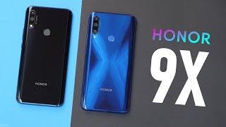 Honor 9X, которого не ждали / ОБЗОР / СРАВНЕНИЕ с Honor 8X и Huawei P Smart Z