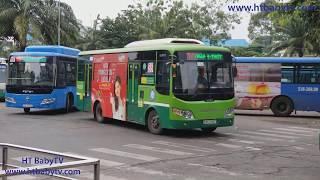 Packing Sai Gon Bus🚌The Wheels On The Bus Sai Gon N98 🚌   HT BabyTV ✔︎
