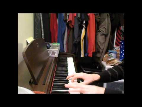 Hoedown from Whose Line is it Anyway? on Piano