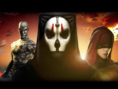 Retroworld: Star Wars: Knights of the Old Republic II - The Sith Lords