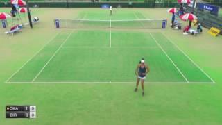 Okamura Kyoka v Birrell Kimberly - 2017 ITF Kurume