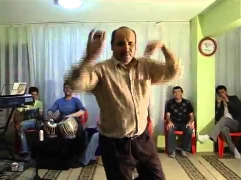 GhazalMusic - Afghan old man dancing show 2014