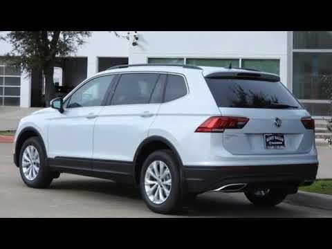 New 2019 Volkswagen Tiguan Dallas TX Garland, TX #V190369