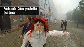 Poslední zvonění (Last Bell) - Církevní gymnázium Plzeň
