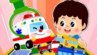 장난감 뽑기 | 나와라 장난감 얍!  | 자동차놀이 |…