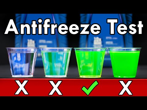 How to TEST Your Coolant for the Winter (Before Major DAMAGE is Done)