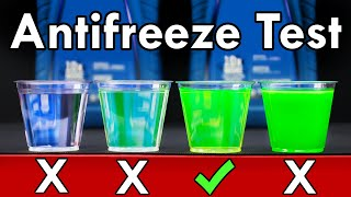 homepage tile video photo for How to TEST Your Coolant for the Winter (Before Major DAMAGE is Done)