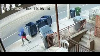 CAUGHT ON CAMERA 75-year-old woman brutally attacked while jogging