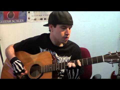 Avenged Sevenfold - Seize The Day acoustic/vocal cover