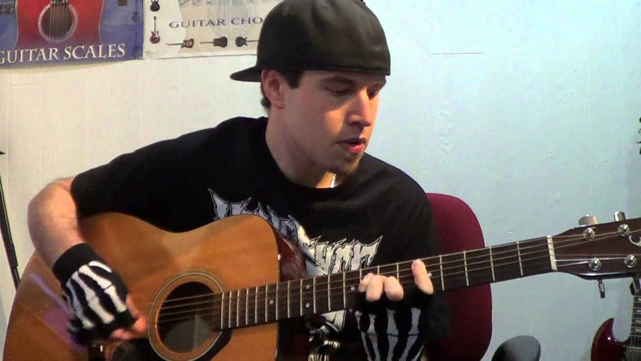 avenged sevenfold seize the day acoustic vocal cover youtube. Black Bedroom Furniture Sets. Home Design Ideas