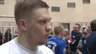Nibacos - O2 JKL ti 4.4.2017 - Joni Lempinen