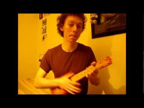Ukulele Lesson Advanced Tutorial 4 Chords Song - Teenage Kicks