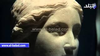 بالفيديو والصور.. قطع أثرية فريدة من مختلف العصور التاريخية بمتحف مطار القاهرة