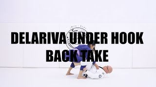 DELARIVA UNDER HOOK BACK TAKE