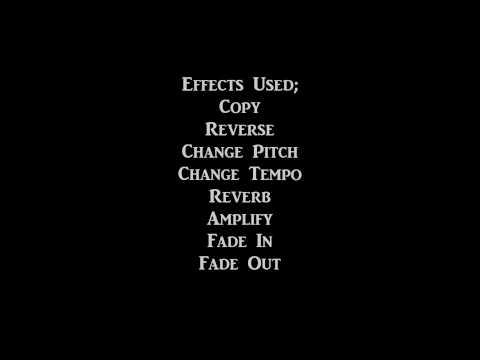 8 Broken Radio - Sound Effect