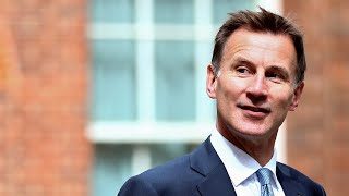 Jeremy Hunt gives update on Irans seizure of British-flagged tanker thumbnail