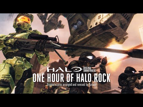 One Hour of Halo Rock