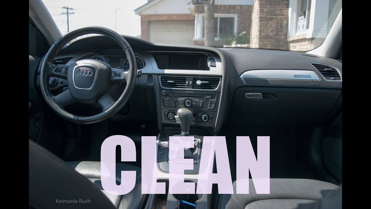 how i clean my car 39 s interior youtube. Black Bedroom Furniture Sets. Home Design Ideas