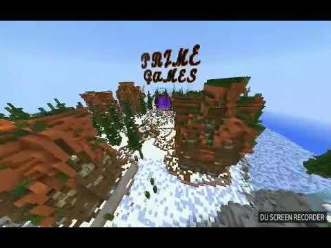 Primegames Minecraft Pe Server