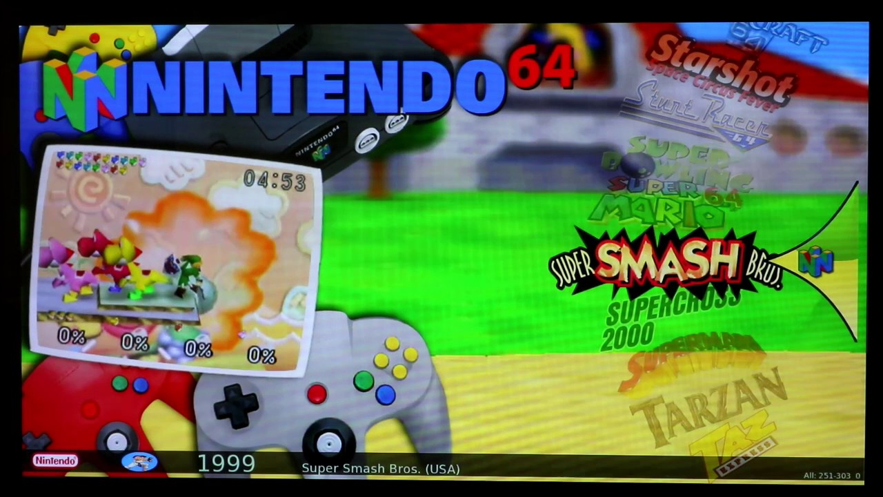 Top 5 Playable N64 Games for Raspberry Pi