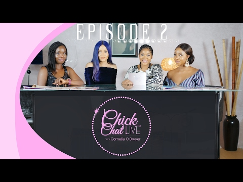 CHICK CHAT LIVE EPISODE 2 - A HUNGRY MAN IS AN ANGRY MAN