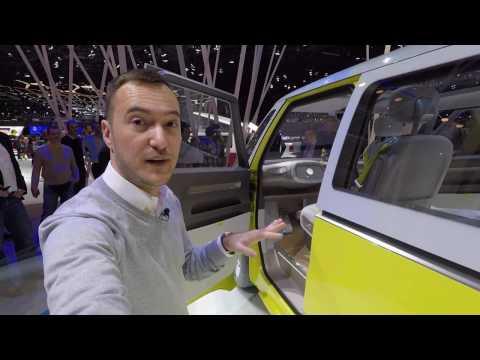 Volkswagen Arteon @ Geneva