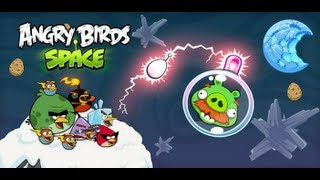 Angry Birds Space Gameplay (PC/HD)