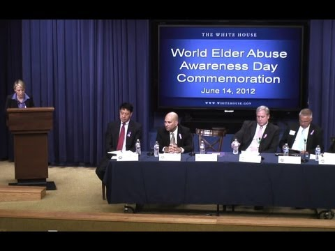 White House Initiative on Elder Abuse and Financial Exploitation Panel 2