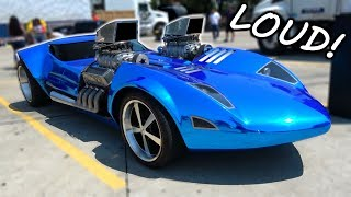 Real Life Hot Wheels visit Texas! Twin Mill, Deora II, and more!
