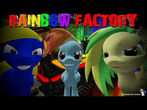 SFM PMV Rainbow Factory