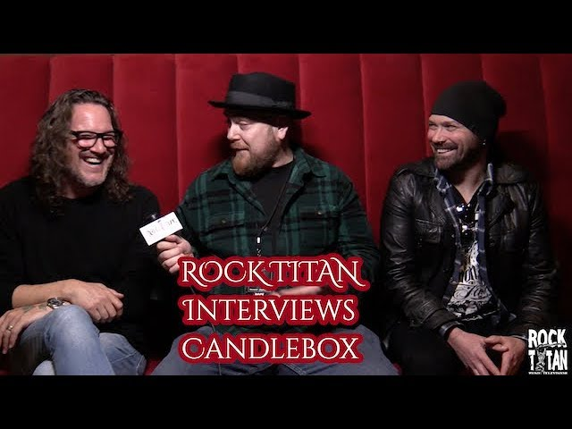 Candlebox Interview featuring Kevin Martin and Brian Quinn!