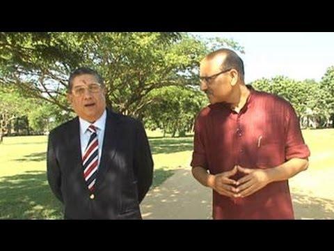Walk The Talk with N Srinivasan