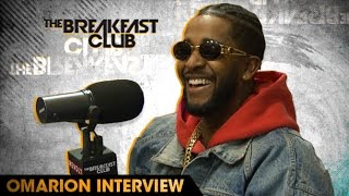 Omarion Discusses Success As A Solo Artist, New Music & More