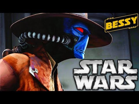 REAL REASON Why Cad Bane Used Breathing Tubes During Clone Wars(CANON) - Explain Star Wars