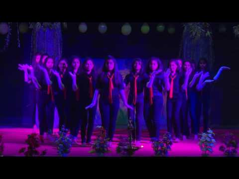 SJS Annual Function - 2016 Welcome Dance by VIII-A