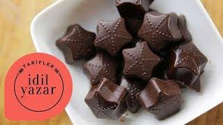 Ev Yapımı Çikolata Tarifi - İdil Yazar - Yemek Tarifleri - How to Make Chocolate From Scratch