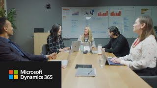 Accelerate Sales with Microsoft Dynamics 365 and Office 365