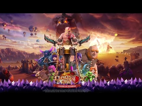 Clash Of Clans Movie 2016 - All Animated Trailers - video ...