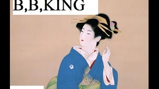 This is Japanese Blues Rock Band PEAK LEVEL Original B,B,King Tribu...