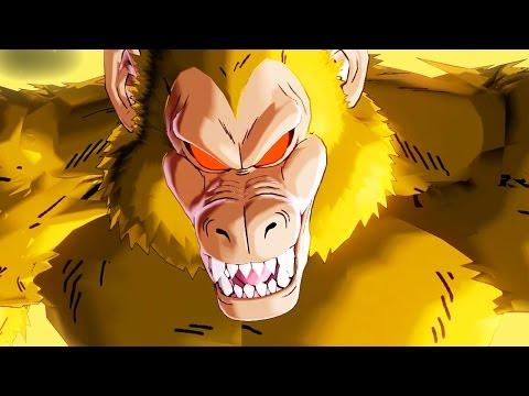 SUPER SAIYAN GREAT APE (ORIGINAL SSJ) | BEARDED GOKU & VEGETA - Dragon Ball Xenoverse Mods