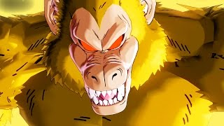 SUPER SAIYAN GREAT APE (ORIGINAL SSJ) | BEARDED GOKU & VEGETA - Dragon Ball Xenoverse Mods