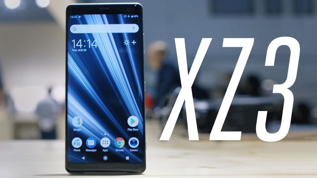 Sony Xperia XZ3: is it an upgrade?