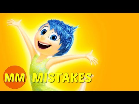 10 Disney Inside Out MISTAKES You Missed | INSIDE OUT Movie