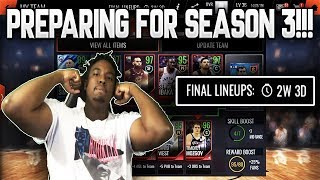 Video NBA LIVE MOBILE 18 CHILL STREAM | LIVE SNIPING + GRINDING SHOWDOWN | GETTING PREPARED FOR SEASON 3!! download MP3, 3GP, MP4, WEBM, AVI, FLV Agustus 2018