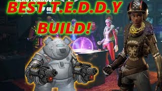 BEST TEDDY BUILD + PERKS!! // Fortnite Save The World