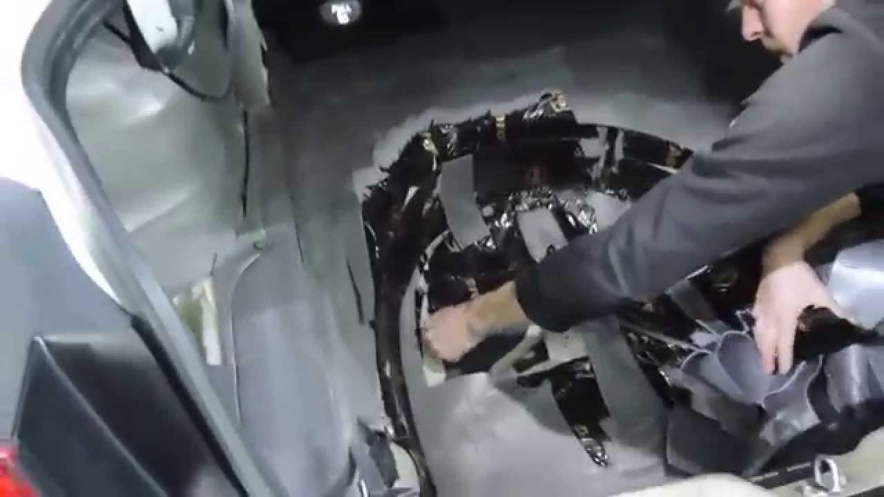 Установка шумоизоляции на авто 134