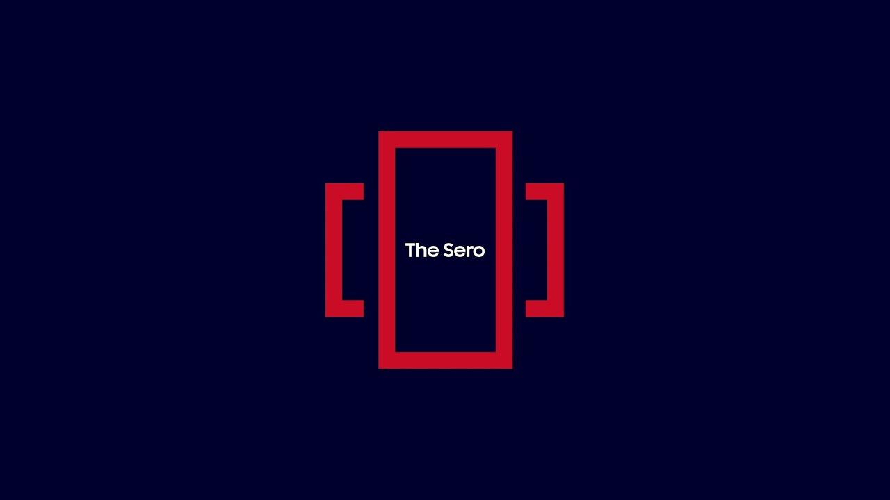 Samsung The Sero | Entretenimento móvel, melhor na TV